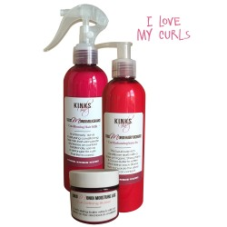 Kinks Kidz - Hair Maintenance