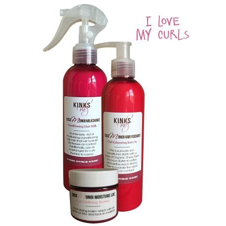 Kinks Kidz - Hair Maintenance