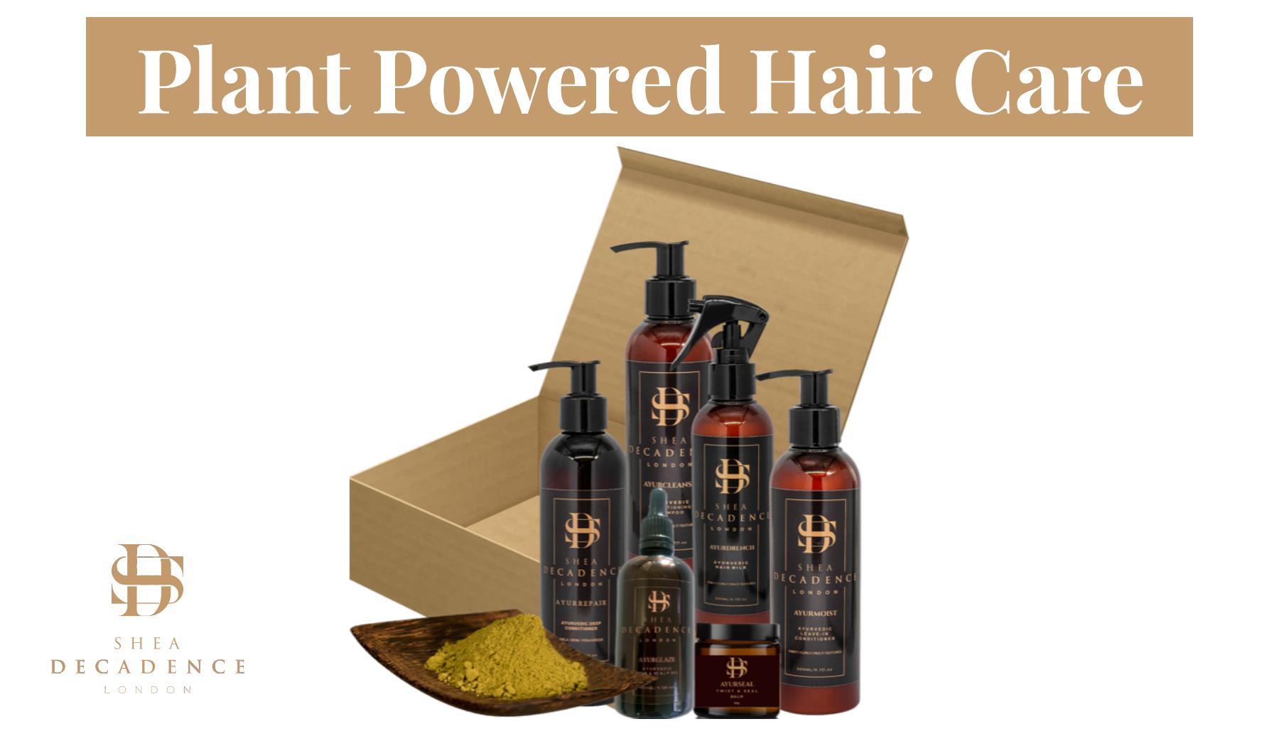 Plant Based Hair care